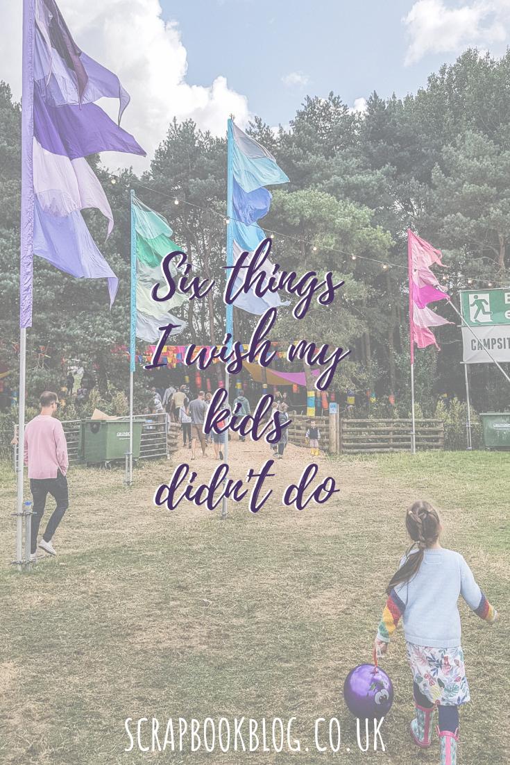 6 things I wish my kids didnt do