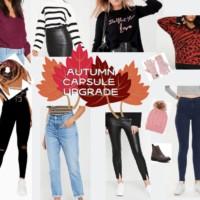autumn capsule wardrobe