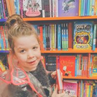 athena in waterstones