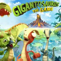 gigantosaurus the game